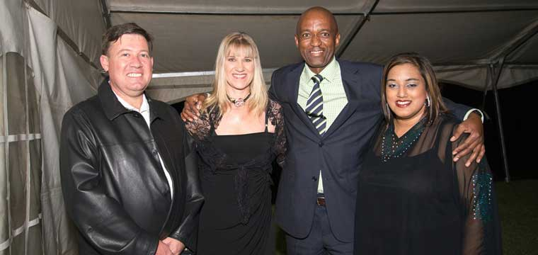 Stuart Gibson,  General Manager Coastal Portfolio  ·         Melanie Veness, Director of the Chamber of Business  ·         Maurice Mdlolo, Chief Operating Officer Liberty Group Properties  ·         Umi Khan,Centre Manager, Liberty Midlands Mall
