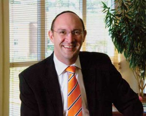 Laurence Rapp, Chief executive of Vukile Property Fund