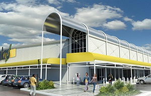 Makro Alberton artists impression - side
