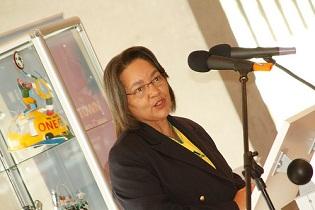 Mayor Patricia de Lille, Image by: heidivdwatt