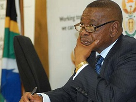 Higher Education and Training Minister Dr Blade Nzimande (Image: GovernmentZA)