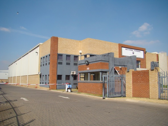 Situated in Mirabel Industrial Park just off the Pomona off-ramp, near Kempton Park and en route to Pretoria, this block comprises 6 825 square metres of A grade warehousing space which is available to let through JHI Properties.