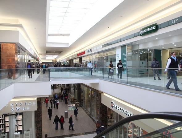Nicolway Bryanston Shopping Centre in Sandton
