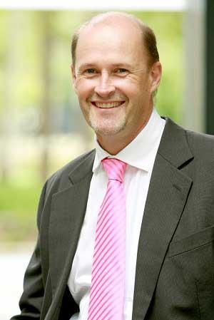 Richard Thomas; Regional Executive: Nedbank Corporate Property Finance Cape