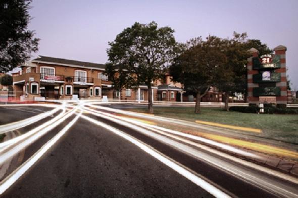 Route 21 Corporate Park lines