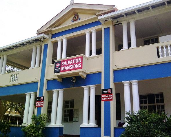 Salvation Mansions, Durban