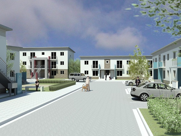Silver Meadows - Artist impression 2
