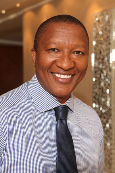 Rebosis Chief Executive, Sisa Ngebulana
