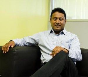 Freedom Property Fund CEO, Tyrone Govender