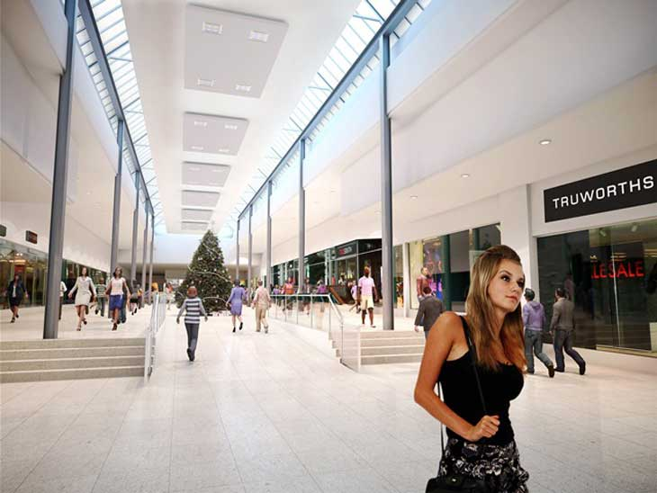 Alberton City Shopping Centre Gets A R30 Million Facelift