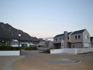 Just three plots are still available for purchase, sized between 765sqm and 893sqm, and all priced at R2.5 million.