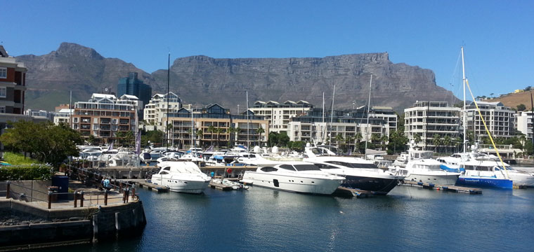 Cape Town has been crowned the world's Earth Hour Capital for sustainability efforts
