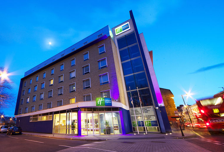Earls Court Holiday Inn Express Hotel, London