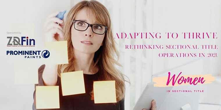 Women in Sectional Title Webinar 28012021