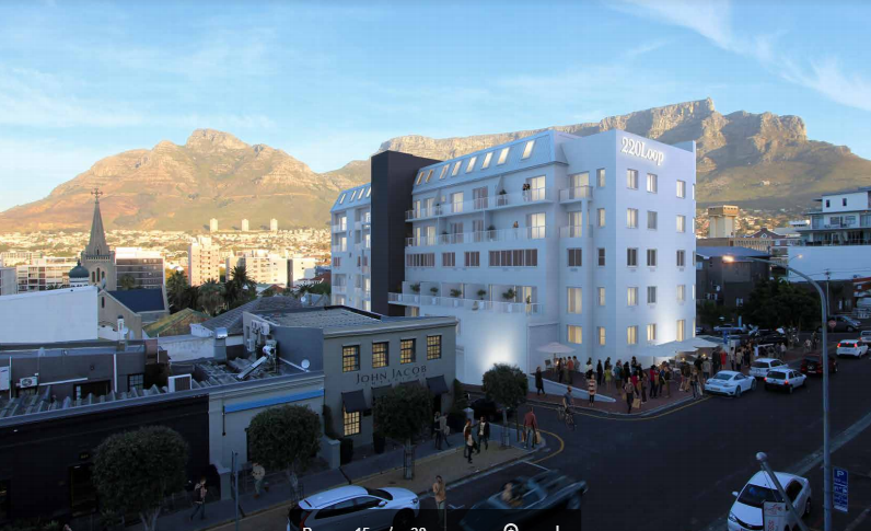 220 on Loop development - Cape Town