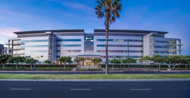Liberty Life's Regional Head Office in Waterview Park Precinct of Century City in Cape Town.