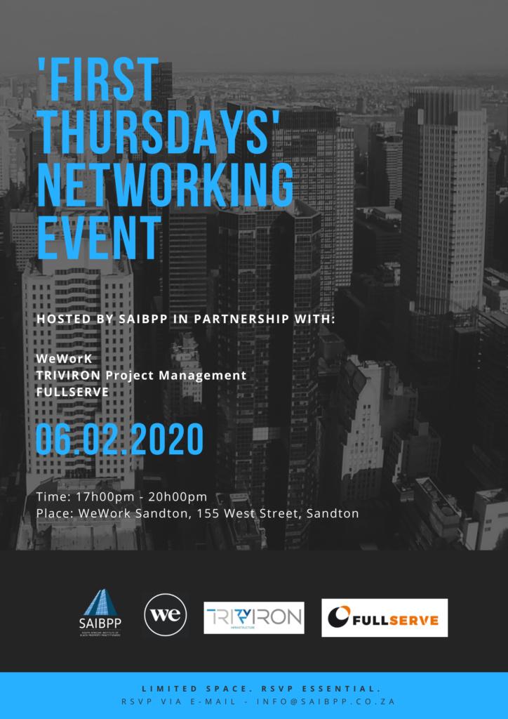 SAIBPP Networking Event 6th Feb 2020